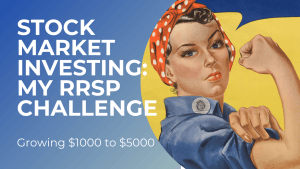 How to invest in the stock market challenge